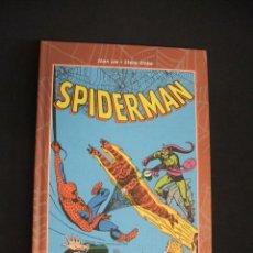 Cómics: BEST OF MARVEL ESSENTIALS - SPIDERMAN - TOMO 2 - STAN LEE - STEVE DITKO - PANINI - . Lote 94850296