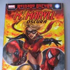 Cómics: REINADO OSCURO MS. MARVEL OSCURA. Lote 40539348
