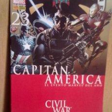 Cómics: CIVIL WAR - CAPITÁN AMÉRICA Nº 23. Lote 253930785