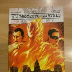 Cómics: EL PROYECTO MARVELS Nº 1, DE ED BRUBAKER Y STEVE EPTING. Lote 40844345