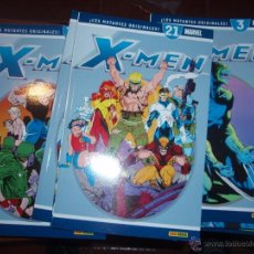 Cómics: COLECCIONABLE NUM. 1 AL 9 INCLUSIVE X-MEN PANINI. Lote 50781742