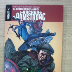 Cómics: ARCHER & ARMSTRONG #1 EL CODIGO MIGUEL ANGEL. Lote 41048496