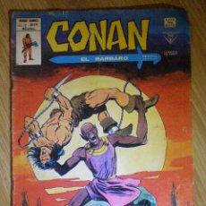 Cómics: CONAN EL BARBARO - MUNDI-COMICS-MARVEL -V.2 - Nº 35 - LA NOVIA DEL VAMPIRO. Lote 41204841