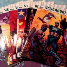 Cómics: ULTIMATE COMICS VENGADORES - 1 AL 6 - PRIMER ARCO ARGUMENTAL. Lote 41286654
