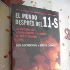 Cómics: EL MUNDO DESPUES DEL 11-S UNA OBRA DE PERIODISMO GRAFICO. Lote 40708835
