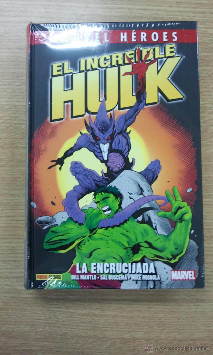 HULK LA ENCRUCIJADA (MARVEL HEROES COLECCIONABLE #51) (Tebeos y Comics - Panini - Marvel Comic)