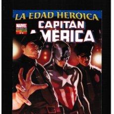 Cómics: CAPITAN AMERICA Nº 6 - LA EDAD HEROICA - PANINI. Lote 194648821