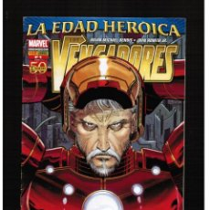 Cómics: LOS VENGADORES - LA EDAD HEROICA Nº 4 - PANINI. Lote 194648825