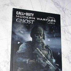 Cómics: CALL OF DUTY. MODERN WARFARE 2, GHOST. DAVID LAPHAM Y KEVIN WEST. PANINI, 2010. +++ JIM LEE +++. Lote 41745563