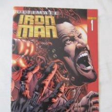Cómics: ULTIMATE IRON MAN 1 - BUEN ESTADO. Lote 42041982