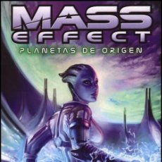 Cómics: MASS EFFECT : PLANETAS DE ORIGEN DE MAC WALTERS & EDUARDO FRANCISCO & CHRIS STAGGS & GARRY BROWN. Lote 42099889
