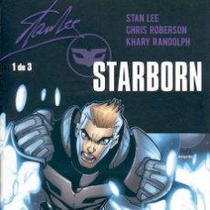Cómics: STARBORN Nº 1 (STAN LEE´S BOOM COMICS). Lote 42214683