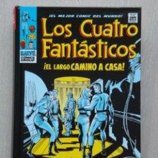 Cómics: MARVEL GOLD. LOS 4 FANTÁSTICOS: ¡EL LARGO CAMINO A CASA!, DE STAN LEE Y JACK KIRBY. Lote 56275586