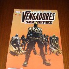 Cómics: VENGADORES SECRETOS Nº 12 - NICK SPENCER - SCOT EATON - PANINI. Lote 42305514