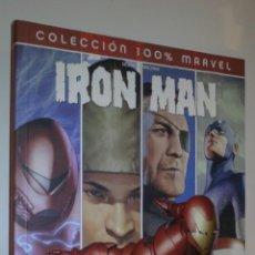 Comics: IRON MAN EJECUTAR PROGRAMA. Lote 42475868
