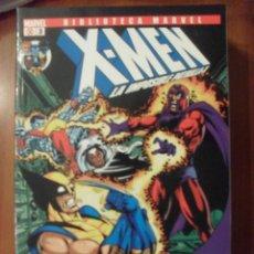 Cómics: X-MEN BIBLIOTECA MARVEL NUMERO 3, PANINI. Lote 42491100