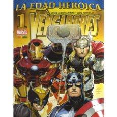 Cómics: LOS VENGADORES Nº 1 VOLUMEN 4 - CJ79. Lote 42586972