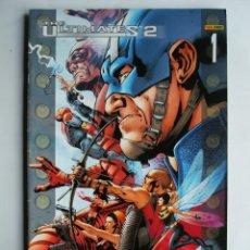 Comics : THE ULTIMATES 2 Nº 1 (VOL. 3) - PANINI (MARVEL). Lote 42590760