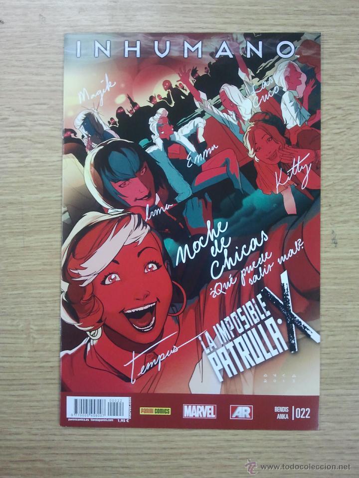 PATRULLA X VOL 4 #22 (IMPOSIBLE PATRULLA X) (Tebeos y Comics - Panini - Marvel Comic)