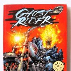 Cómics: GHOST RIDER (MOTORISTA FANTASMA) TOMO (Nº 1 AL 6) - DEVIN GRAYSON Y TRENT KANIUGA - PANINI (MARVEL). Lote 42711846