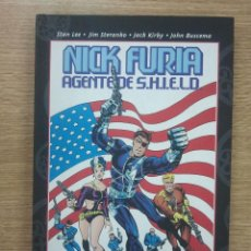 Cómics: NICK FURIA AGENTE DE SHIELD (BEST OF MARVEL ESSENTIALS). Lote 121050416
