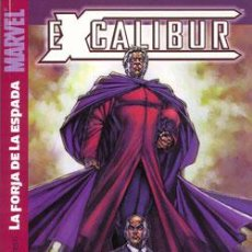 Cómics: EXCALIBUR : LA FORJA DE LA ESPADA Nº 1 DE 4 DE CHRIS CLAREMONT Y AARON LOPRESTI PANINI COMICS. Lote 42738914