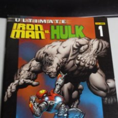 Cómics: ULTIMATE IRON MAN VS HULK Nº 1 / WARREN ELLIS / MARVEL - PANINI. Lote 43206149