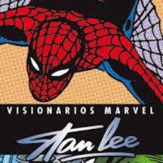 Cómics: VISIONARIOS MARVEL STAN LEE (PANINI). Lote 43216497
