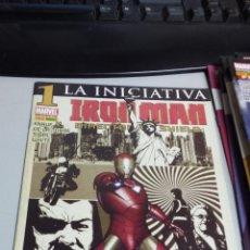 Cómics: IRON MAN VOL 1 Nº 1 DIRECTOR DE SHIELD / MARVEL - PANINI. Lote 43217158