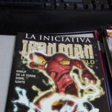 Cómics: IRON MAN VOL 1 Nº 2 DIRECTOR DE SHIELD / MARVEL - PANINI. Lote 43217166