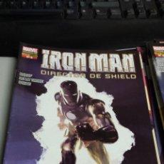 Cómics: IRON MAN VOL 1 Nº 9 DIRECTOR DE SHIELD / MARVEL - PANINI. Lote 43217224