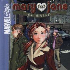 Cómics: MARVEL STYLE MARY JANE 2 EL BAILE. Lote 43296338