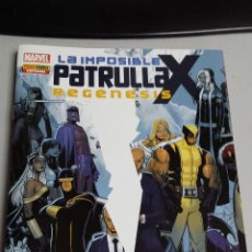 Cómics: IMPOSIBLE PATRULLA-X : REGENESIS ¡ONE SHOT 40 PAGINAS! MARVEL - PANINI. Lote 43307101