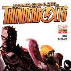 Cómics: THUNDERBOLTS Nº 5 VOL. 2 DE ELLIS & DEODATO PANINI COMICS. Lote 43432565