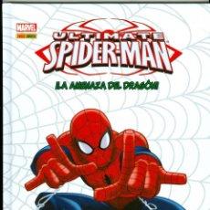 Cómics: ULTIMATE SPIDERMAN: LA AMENAZA DEL DRAGON (TAPA DURA, NUEVO) . Lote 43443981