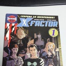 Cómics: X-FACTOR Nº 1 / PETER DAVID / MARVEL - PANINI. Lote 43528389