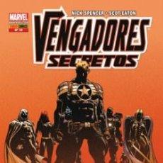 Cómics: VENGADORES SECRETOS Nº 12 DE NICK SPENCER & SCOT EATON PANINI COMICS . Lote 43658986