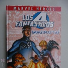 Cómics: LOS 4 FANTÁSTICOS. IMAGINAUTAS. COLECCIÓN MARVEL HÉROES. PANINI. Lote 43754911