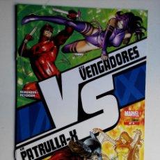 Cómics: VVSX: LOS VENGADORES VS LA PATRULLA-X 4. Lote 43825855
