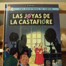 Cómics: TINTÍN - LAS JOYAS DE LA CASTAFIORE - LOMO CON Nº 21 - CASTERMAN PANINI 2002 - FORMATO PEQUEÑO. Lote 86408250