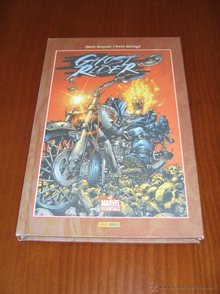 BOME - GHOST RIDER DE DEVIN GRAYSON Y TRENT KANIUGA - PANINI - EL CARRIL RÁPIDO (Tebeos y Comics - Panini - Marvel Comic)