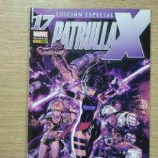 Cómics: PATRULLA X VOL 3 #17 EDICION ESPECIAL. Lote 44076395