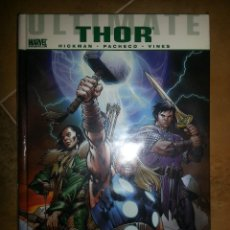 Cómics: ULTIMATE THOR TAPA DURA MARVEL GRAPHIC NOVEL. Lote 44159924