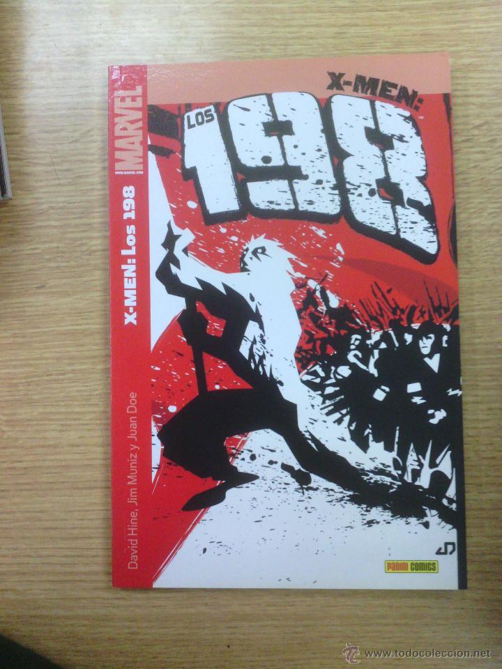 X-MEN LOS 198 (Tebeos y Comics - Panini - Marvel Comic)