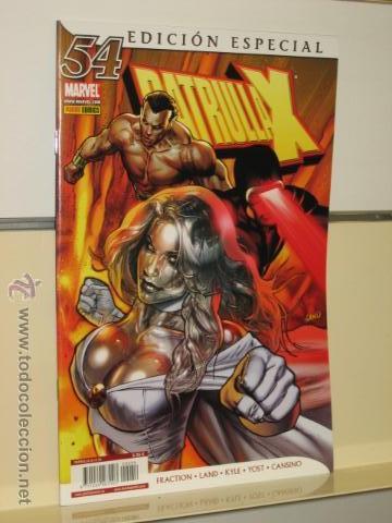 PATRULLA X VOL. 3 Nº 54 EDICION ESPECIAL - PANINI OFERTA (Tebeos y Comics - Panini - Marvel Comic)