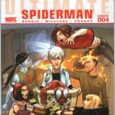 Comics : ULTIMATE COMICS SPIDERMAN - Nº 4 - MARVEL - PANINI - AÑO 2010.. Lote 44787273