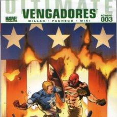Cómics: ULTIMATE COMICS VENGADORES - Nº 3 - MARVEL - PANINI - AÑO 2010.. Lote 44787517
