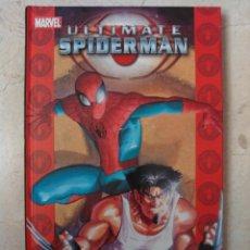 Cómics: ULTIMATE SPIDERMAN -UN MUNDO COMPARTIDO- TAPA DURA. Lote 58498698