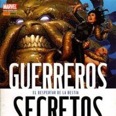 Cómics: GUERREROS SECRETOS : EL DESPERTAR DE LA BESTIA Nº 12 DE HICKMAN & CASELLI & GHO. Lote 44864769