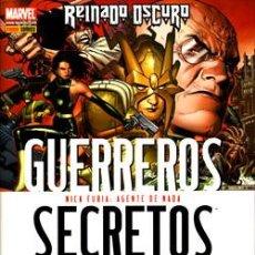 Cómics: GUERREROS SECRETOS : NICK FURIA: AGENTE DE NADA Nº 6 DE BENDIS & HICKMAN & CASELLI & RUDONI. Lote 44864794